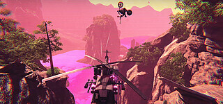 Demo zu Trials of the Blood Dragon ab sofort verfügbar