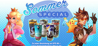 World of Games: Sommer Special