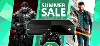 Xbox One - Summer Sale!