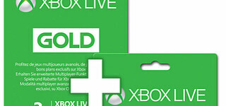 Xbox Live Gold-Deal