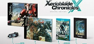 Special Edition zu Xenoblade Chronicles X angekündigt