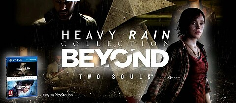 Gamester spielt: The Heavy Rain & Beyond: Two Souls Collection