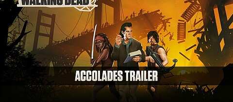 Accolades-Trailer zu Bridge Constructor: The Walking Dead