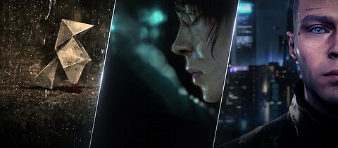 PC-Termine für Heavy Rain, Beyond: Two Souls & Detroit: Become Human