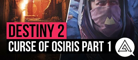 10 Minuten aus Destiny 2: Fluch des Osiris im Video