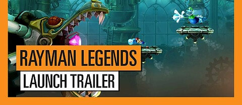 Rayman Legends: Definitive Edition ab heute für Switch