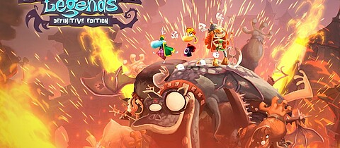 Neue Switch-Inhalte zu Rayman Legends